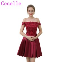 Buy dark red bridesmaid dress and get free shipping on AliExpress.com 7991bf2c4810