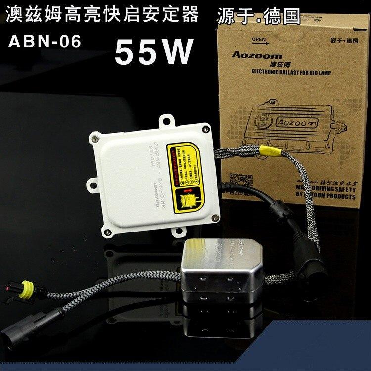 HID Vorschaltger/ät Ballast f/ür H7 H4 Lampe 55W Canbus 12V und 24V