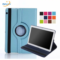 360 Rotating Flip PU Leather Case For Huawei MediaPad T3 10 AGS L09 AGS L03 Tablet
