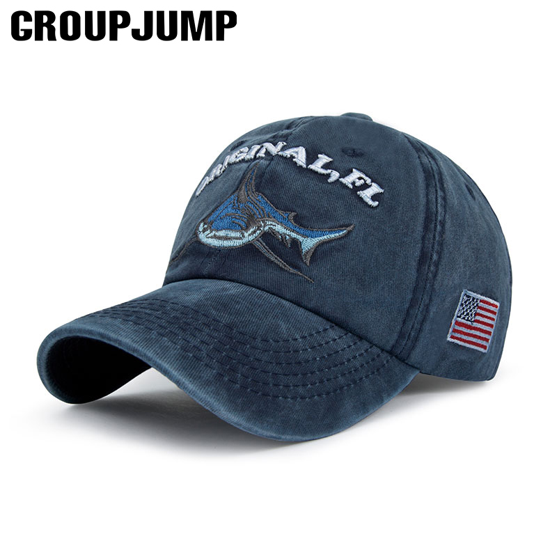 GROUP JUMP Baseball Cap Men Snapback Caps Women Brand Hats For Men Bone Casquette Male Vintage Embroidery Fashion Gorras