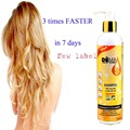 265ml Long Hair Fast Growth Stimulating Shampoo Sexy Hair Grow Longer Faster Genive Free Shipping