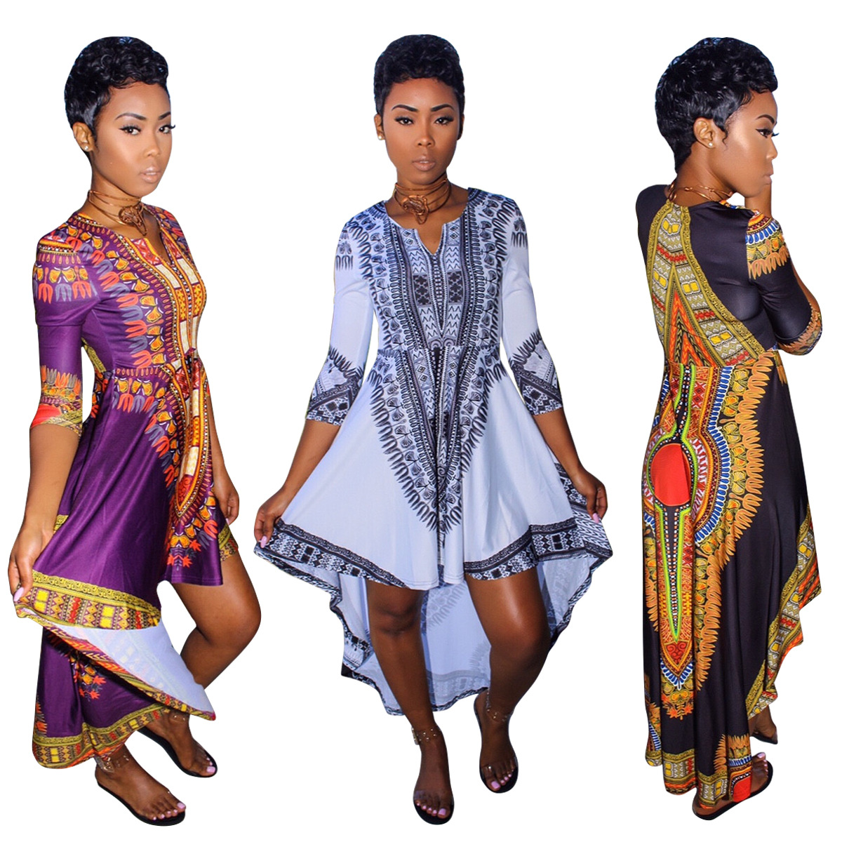 African Clothing New Clothing Hot Sale 2017 Ethnic Wind