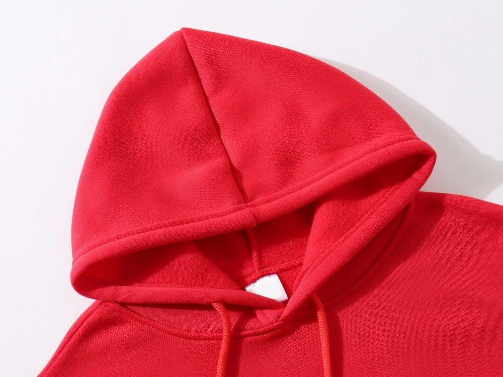 Newest Japanese Funny Cat Wave Printed Fleece Hoodies 19 Winter Japan Style Hip Hop Casual Sweatshirts KODAK Streetwear 23