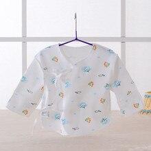 Одежда для маленьких девочек одежда для маленьких мальчиков Милая одежда для малышей с рисунком весеннее хлопковое белье для новорожденных AY-4128-cc