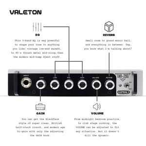 Image 3 - Valetonกีตาร์Ampพร้อมREVERBการบิดเบือนOverdriveยางมะตอยTAR 20Gเหยียบแพลตฟอร์มเครื่องขยายเสียงหัวCAB SIM
