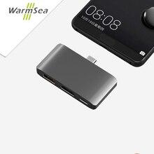 USB C محور إلى HDMI 4K Dex محطة لسامسونج غالاكسي S8 S9 ملاحظة 8 9 Nintend التبديل مع PD USB 3.0 ل جديد باد برو ماك بوك برو