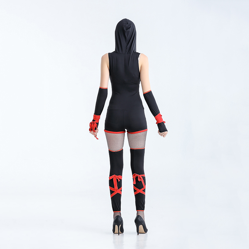 classic halloween costumes cosplay ninja costumes women fantasia martial ninja grim reaper halloween costume stage suit in movie tv costumes from novelty