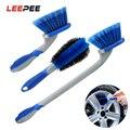 LEEPEE автомобильный детейлинга  инструмент для мойки автомобиля  чистящая щетка для машины  щетка для колеса