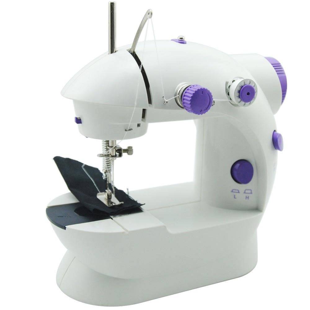 Aliexpress.com : Buy Mini Electric Sewing Machine With ...