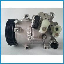 Прямая с фабрики TSE14C ac компрессор для Toyota Corolla 1.8L 447260-3373 447280-9060 88310-68031 6pk