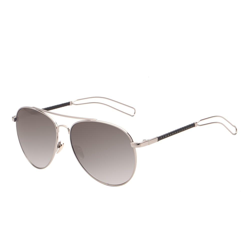 cac83bd0112e Jim Halo Gradient Aviation Sunglasses Men Women UV400 Classic Gradient Lens  Metal Frame Fashion Sun Glasses Female Double Bridge