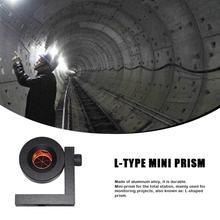 90 градусов Тип Мини черная призма для всего станции туннеля призмы L Бар Призма Замена