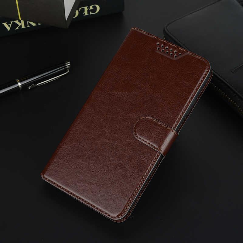 Ví Da Trường Hợp đối với Sony Xperia Z1 Nhỏ Gọn/Z1 Mini D5503 Sang Trọng Lật Điện Thoại Túi Bìa cho Sony Z1 l39H C6902 C6903 C6906 Trường Hợp