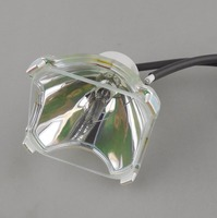 Replacement Projector bare Lamp 78 6969 9719 2 for 3M H80 / MP4100 / X80 / X80L Projectors