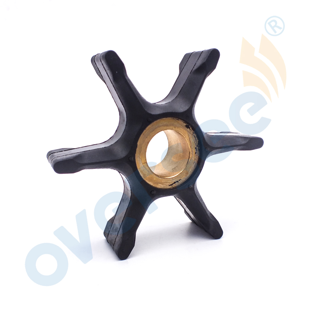 New Water Pump Impeller For Johnson Evinrude OMC 396725 432594 437080 18-3053