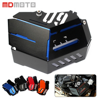 MT 09 FZ 09 CNC Motorcycle Engine Radiator Bezel Grill Grille Guard Cover Protector For Yamaha