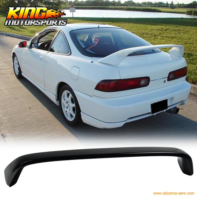 For Integra DC Type R Painted BP Nighthawk Black Pearl - Acura integra dc2 type r