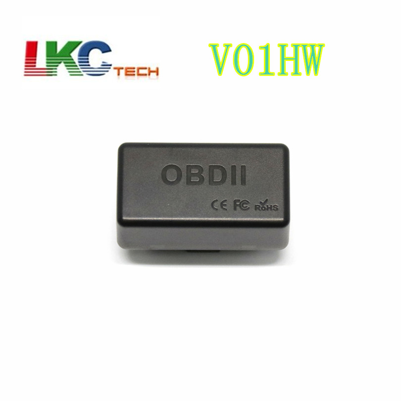 Новое поступление V01HW OBD2 диагностический Интерфейс ELM327 WI-FI V1.5 с PIC25K80 чип автомобиля диагностический сканер Инструменты OBDII код читателя