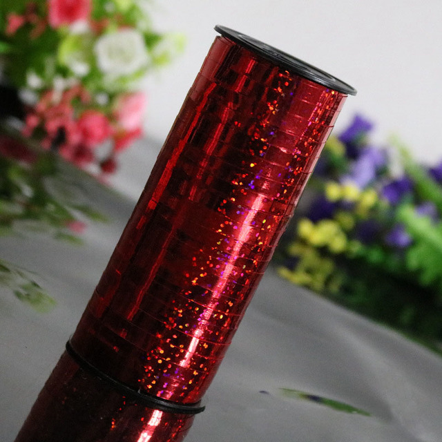 Glittering Decorative Balloon Ribbon Tape