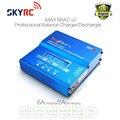 Original SKYRC iMAX B6AC 6A V2 Pantalla LCD Descargador Lipo del Cargador Del Balance Para RC Modelo de Carga de la Batería Re-Modo de pico
