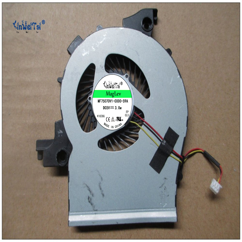 NEW CPU COOLING FAN FOR SUNON TA000-14005N 5V laptop COOLING FAN laptop cpu cooling fan for auras bc07511lmspaa 5v 0 45a cooling fa