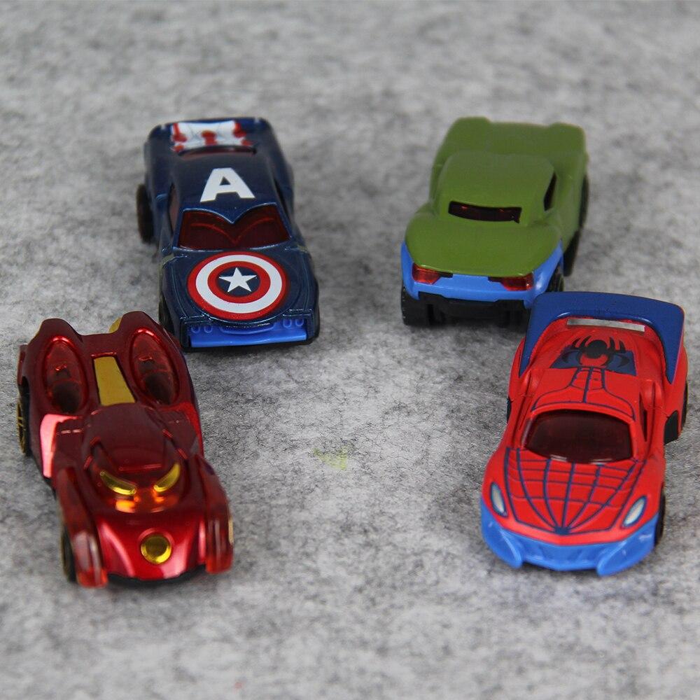 childrens-birthday-gift-font-b-marvel-b-font-avenger-anime-peripheral-superhero-alloy-car-spiderman-ironman-hulk-captain-america-toy-car