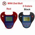 Мини Zed-Bull ключевой программист красного и черного цвета Нет Жетоны Ограничение Смарт Zed-Bull Mini Мини ZEDBULL Бесплатная доставка