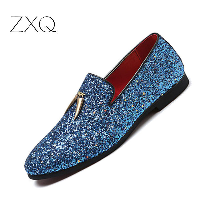 9dc92a67ad0 Luxury Brand Men Loafers Shoes Top Quality Back Shoes Fashion Embroidery Men  Velvet Loafers Casual Driving Shoes Men