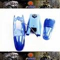 Cobertura Para motos Kit, shell, peças plásticas 3psc para yamaha pw80 py80 mini bicicleta da sujeira