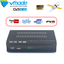 DVB-S2 HD Digital receptor satelite Support powerVU CCCAM FTA H.264 MPEG4 hd 1080P TV Tuner satellite Receiver for spain Europe цена и фото