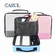 Wasserdicht nylon Kamera Tasche Reise Lagerung für Fujifilm Instax Mini 9 70 Zubehör Fall HP Kettenrad Polaroid Snap Touch