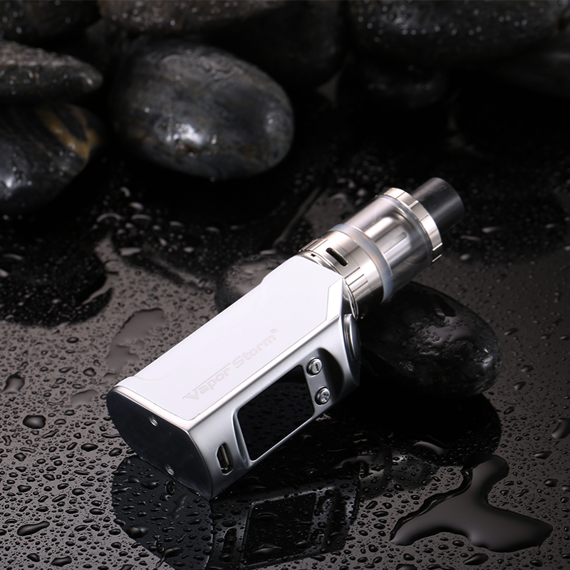 Vapeur Tempête mini 50 W Électronique kit de cigarettes 1200 mah contrôle de la température Électronique Narguilé shisha stylo Sous Ohm Énorme Vaporisateur kit