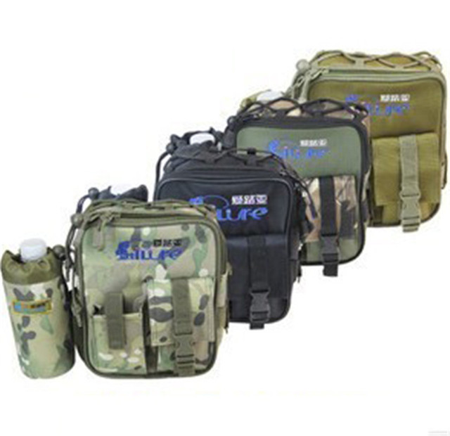 Multi-Use fishing bag! Free Shipping High Quality lure bag Multi Purpose Waterproof Polyester Fishing Bag NEW 2015