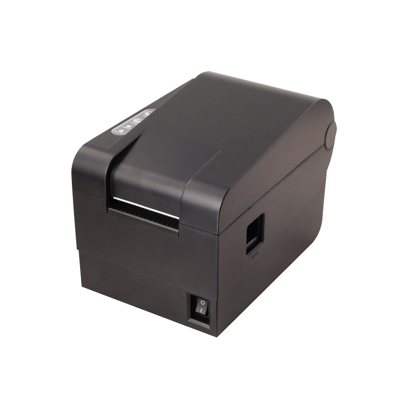 ФОТО New arrive high quality  Xprinter XP-235B  barcode printer sticker printer  Qr code the non-drying label printer