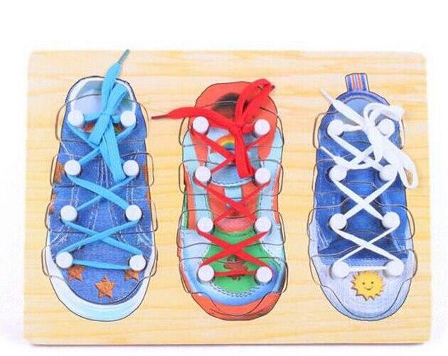 Kids Shoe Lace Ideas