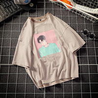 T Shirt Japan Panic At The Disco Satan Sik Silk Anime Things Anime Things Clothes For Men Okay Sponge Bob Flemish 2018 HT057