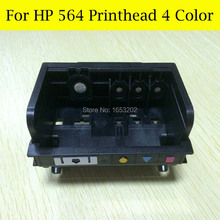 HOT!! 4 Color For HP564 printerhead HP printer 5522 6510 3522 3526 3070A for hp 564 head