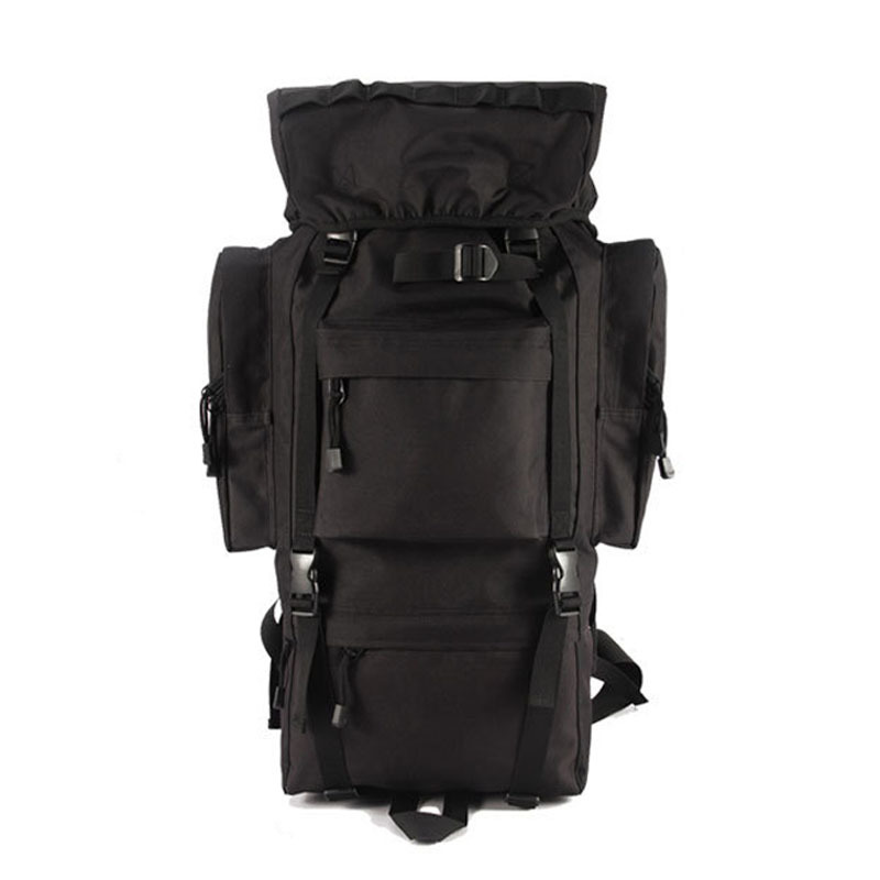 65L Military Tactical Assault Pack Backpack Army Molle Waterproof Nylon Bag Small Rucksack For Outdoor Hiking Camping Hunting 25l military tactical assault pack backpack molle ripstop nylon backpack outdoor hiking camping hiking backpack