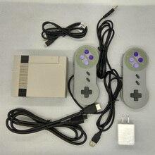 2 x controlador Joypad con cable para Super Nintendo SNES