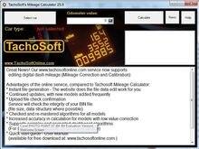 TachoSoft Mileage Calculator 23.1 with license
