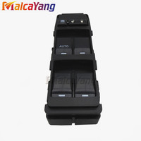 New For 04 14 Jeep Dodge Chrysler LH Front Left Door Power Window Master Switch 4602780AD