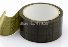 1x 10mm * 36 COUR ESD Antistatique Grille Tape pour Ordinateur Portable mobile PCB Conseil des Composants Électriques Emballage, AVERTISSEMENT