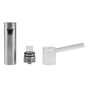 Image 2 - Longmada Motar Quartz Coilless Vape Pen Kit Wax Shisha Dab Glas Vaporizer Met 100W Batterij Kofferbak Roken Elektronische Sigaretten