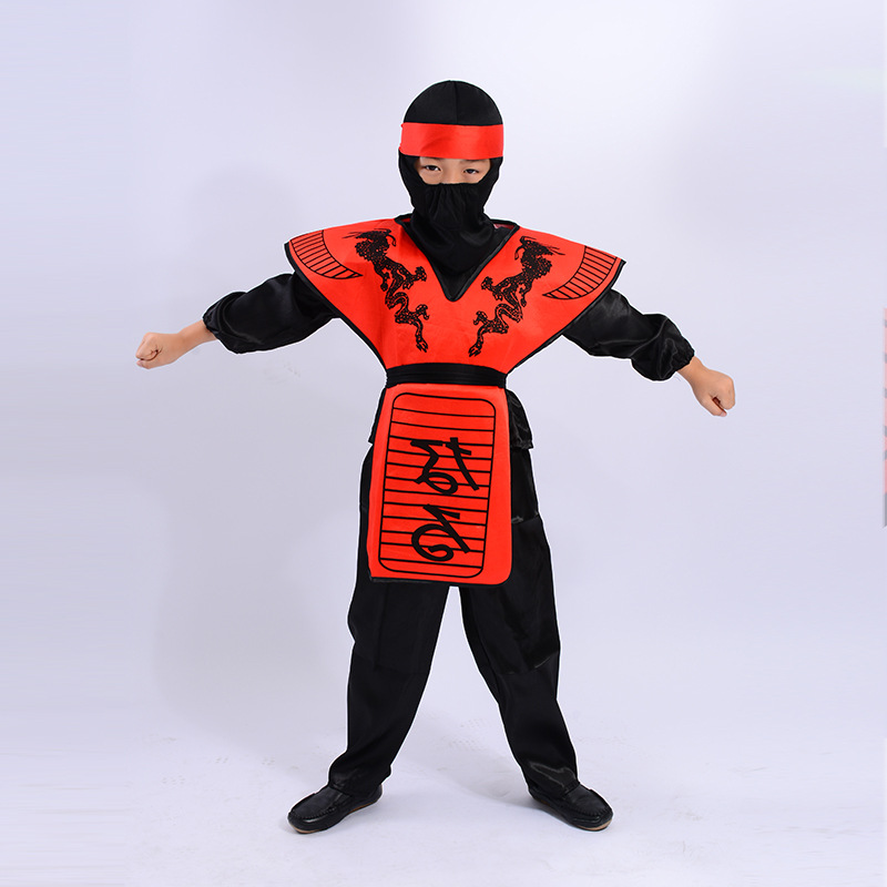 Kids Clothes Sets Ninjago Cosplay Costumes ninjago costume Halloween Christmas Party Clothes New Year's costumes for boys Grils