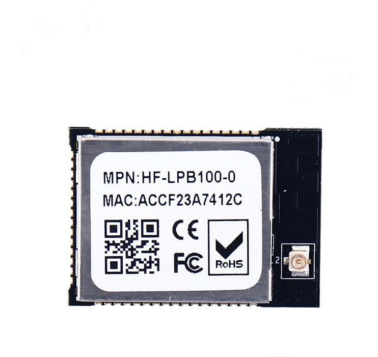 F18902 WIFI Module Low-power Microcontroller Serial to Wifi Wireless Module External Antenna I-PEX