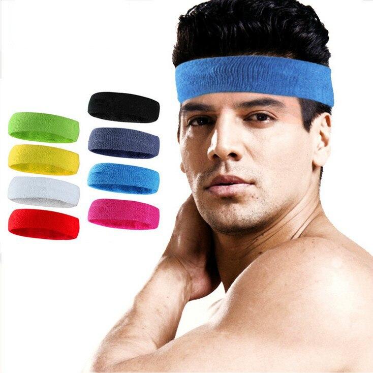 Movimento con il basket fascia di sport asciugamano di cotone Puro con la testa  Sudore assorbente d3e15f0e3433