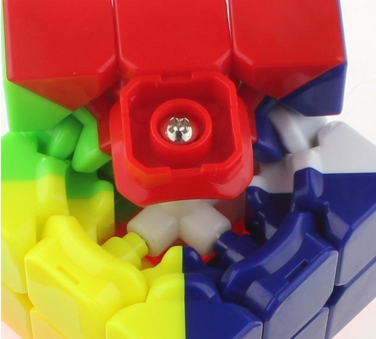 3x3x3 5,7cm Cube Puslespill Speed Maigco Cubo Antiestres - Puslespill - Bilde 6
