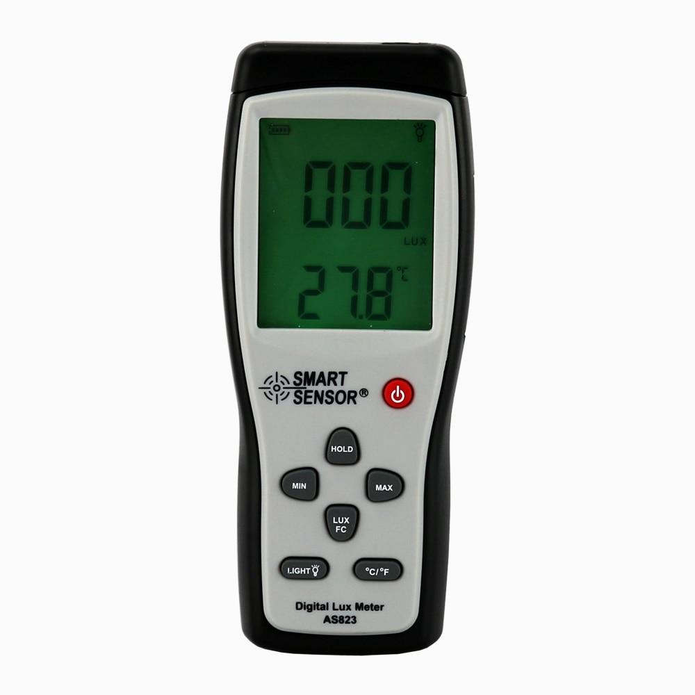 デジタル照度計デジタルルクスメーター光度計照度計分光器分光光度計高精度光メーター 200 、 000lux  グループ上の ツール からの 分光計 の中 2