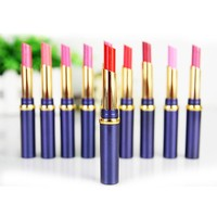 1 Set 12 Colors Cosmetic Makeup Long Lasting Bright Lipstick Lip Gloss Lip Rouge M01275