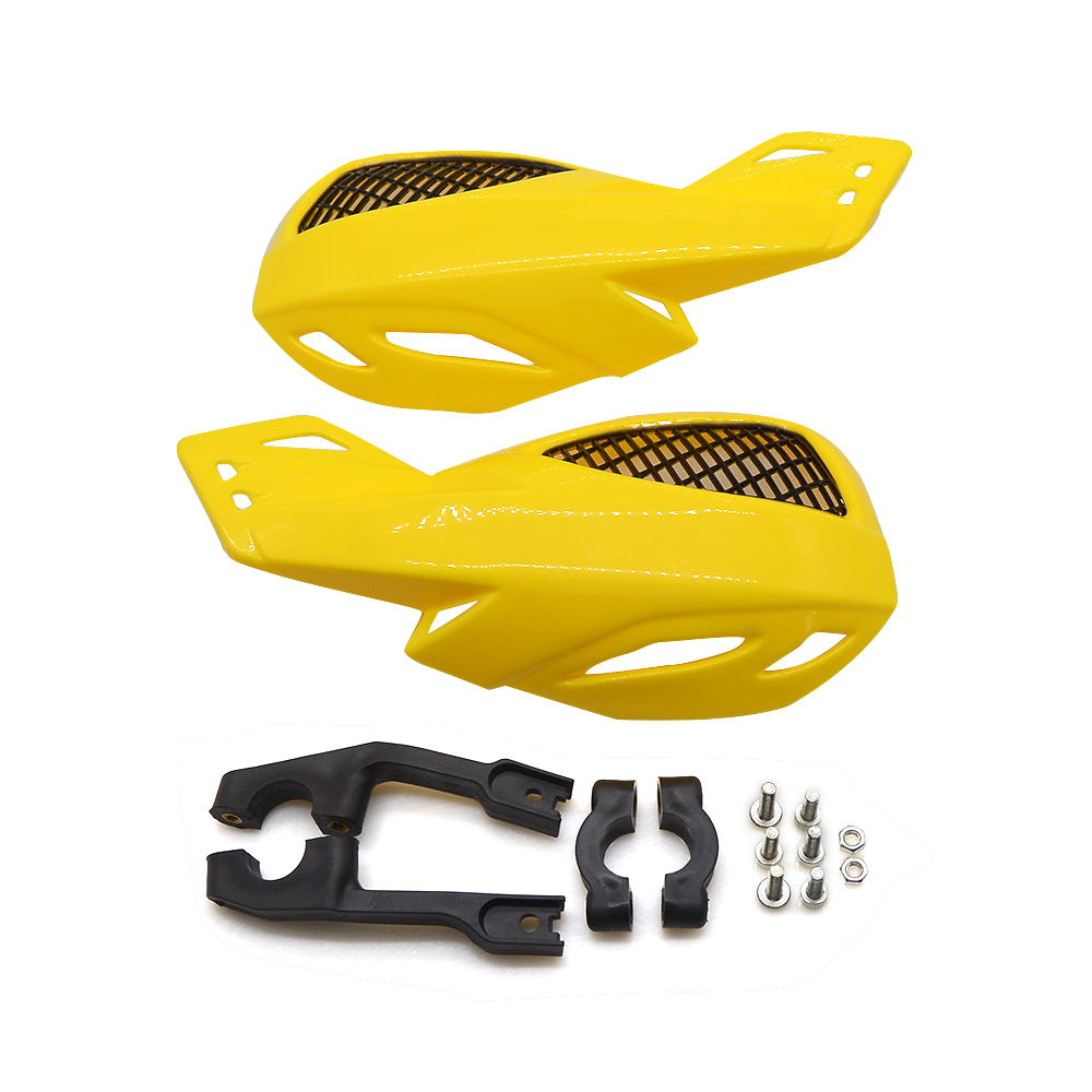 Motorcycle Handguards Hand Guards Fit Motocross Dirt Bike For KTM DUKE EXC EXCF SX SXF SXS MXC MX XC XCW XCF XCFW EGS LC4 Enduro in Motorcycle Protective Kneepad from Automobiles Motorcycles